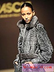 Moda 2017: Coat of karakulcha