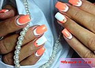 images 2017: Coral manicure Mody