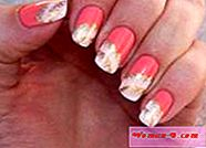 Mody: Coral manicure | Images 2017