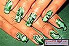 Fashion nails jesen - zima 2014 foto | Miscelanea 2017