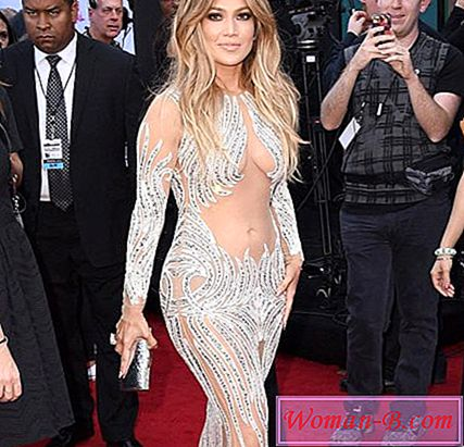 Moda: Jennifer Lopez Dress