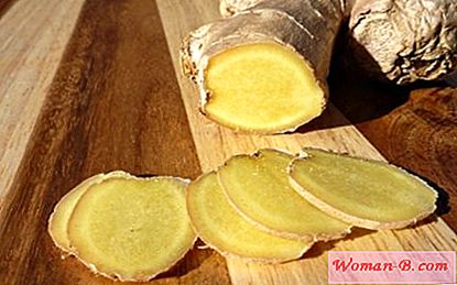 Ginger Diet: Recepti