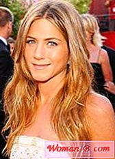 Účes Jennifer Aniston