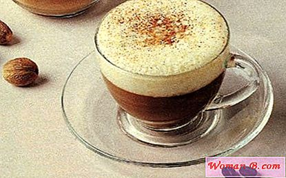 Jak vyrobit cappuccino doma: 3 recepty