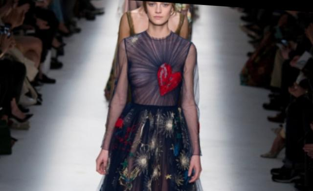 Povratak na prerafaelita Collection Valentino jesen-zima 2014/15