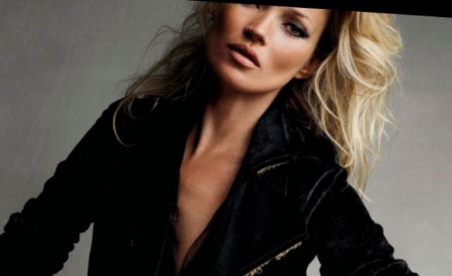 Kate Moss a interpretat melodia