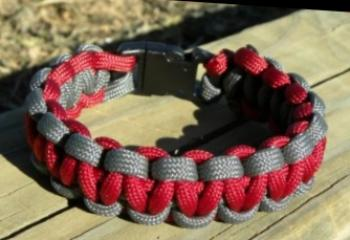 Paracord in Needlework