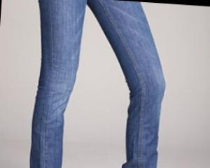 Base ormar: jeans