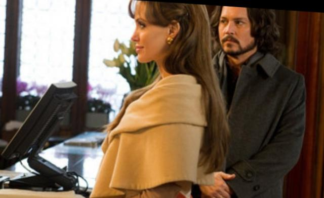 Jolie i Depp: role w Hollywood
