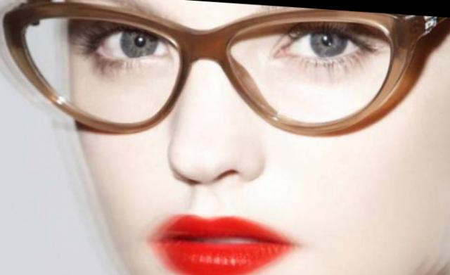 Defokusiranje: optika Lanvin