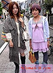 Mody 2017: Japanese street fashion