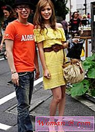 Photo Mody 2017: Japanese street fashion