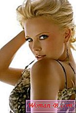 Make-up Charlize Theron