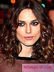 Make-up Keira Knightley