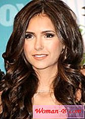 Make-up Nina Dobrev