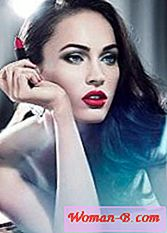 Make-up Megan Fox