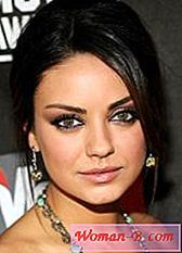 Make-up Mila Kunis