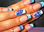 Nail Design френски 2016 Мода 2017 year