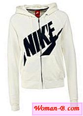 Photo Moda 2017: Nike Ženska Hoodies