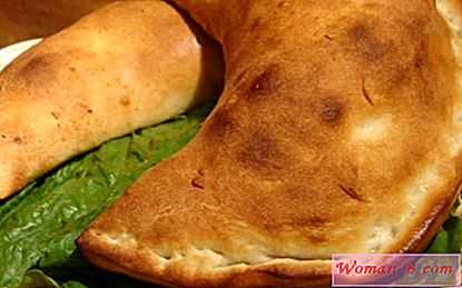 Pizza calzone recept