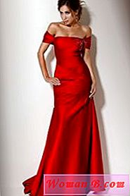 Red Evening Dress | Moda 2017