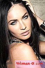 Make-up ve stylu Megan Fox