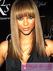Tyra Banks bez make-upu