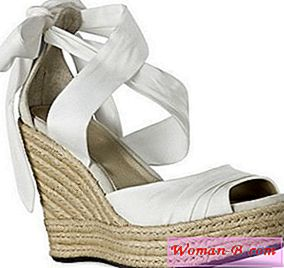 Espadrilles wedge - új év counter