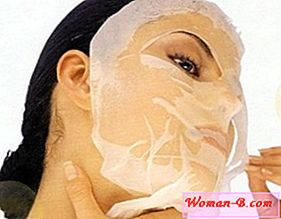 Parafinski facial mask