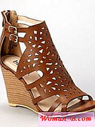 Photo Moda 2017: Wedge sandale za ljeto