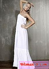 White Sundress pamuk