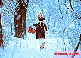 Winter fotografirali na ulici | Photoshoot