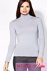 nők turtlenecks