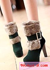 Winter Suede Boots жените
