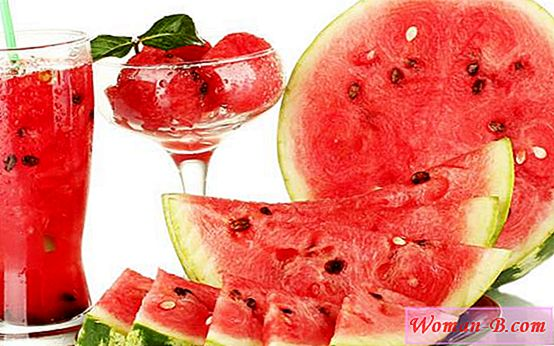 Watermelon monodiet