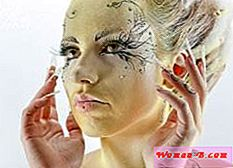 Body art na lice
