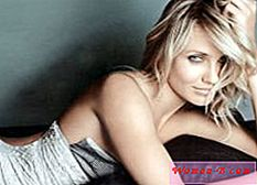 Cameron Diaz bez make-upu