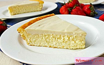 Cheesecake recept doma