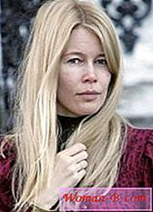 Claudia Schiffer bez make-upu