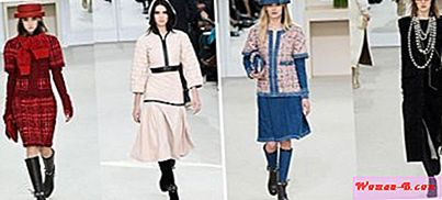 Collection Chanel jeseň-zima 2016-2017
