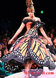 Dress Butterfly | Photo Divat 2017