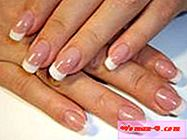 French manicure 2015