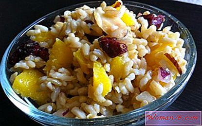 Fruit pilav: 3 recepti