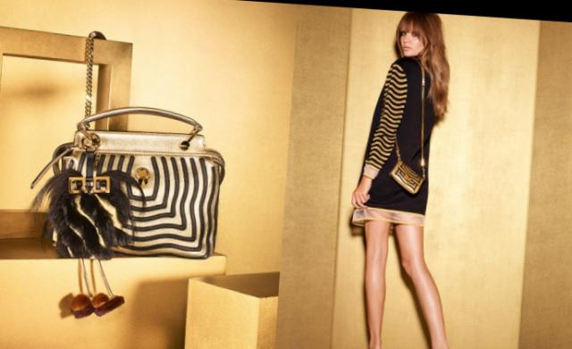 Kolekcja Gold New Year Fendi