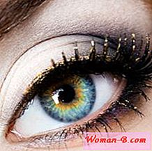 Makeup Shimmering Eye