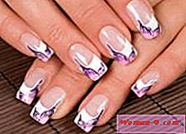 Images: Nail design french 2014 | Moda 2017