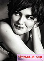 Styl Audrey Tautou