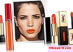 Poletje 2014 Makeup Collection