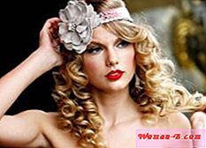 Taylor Swift frizura