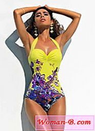 One Piece Swimsuits, constricting želudac